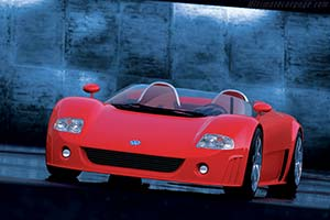 Click here to open the Volkswagen W12 Roadster Concept gallery