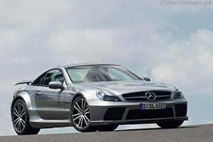 Click here to open the Mercedes-Benz SL 65 AMG Black Series gallery
