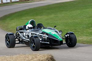 Click here to open the Ariel Atom 500 gallery