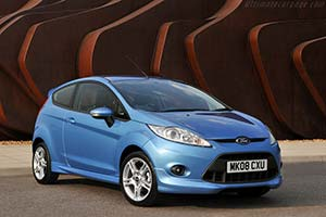 Click here to open the Ford Fiesta Zetec S gallery
