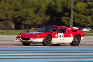 Click here to open the Lotus 47 GT  gallery