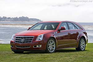 Click here to open the Cadillac CTS Sport Wagon gallery