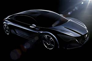 Click here to open the Peugeot RC HYmotion4 Concept gallery