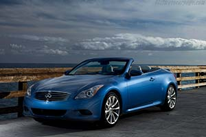 Click here to open the Infiniti G37 Convertible gallery