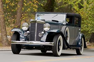 Click here to open the Marmon Sixteen LeBaron Convertible Sedan gallery