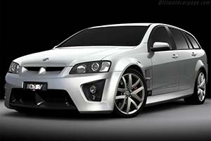 Click here to open the HSV R8 ClubSport Tourer gallery