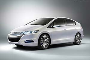 Click here to open the Honda Insight Concept gallery