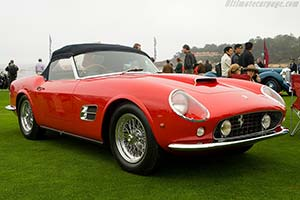 Click here to open the Ferrari 400 Superamerica S1 Scaglietti 'California' Spyder gallery