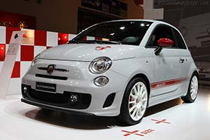 Click here to open the Fiat Abarth 500 esseesse gallery