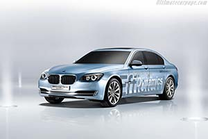 2008 BMW Concept 7-Series Hybrid - Images, Specifications and ...