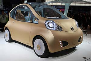 Click here to open the Nissan Nuvu Concept gallery