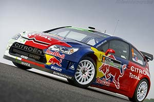 Click here to open the Citroën C4 WRC HYmotion4 gallery