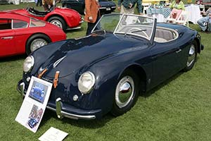Click here to open the Porsche 356 America Roadster gallery