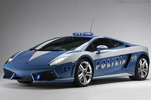Click here to open the Lamborghini Gallardo LP560-4 Polizia gallery