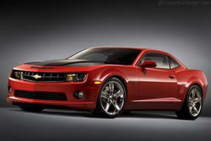 Click here to open the Chevrolet Camaro LS7 Concept gallery