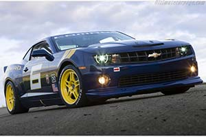 Click here to open the Chevrolet Camaro GS Racecar Concept gallery