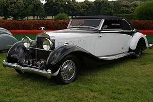 Click here to open the Hispano Suiza K6 Saoutchik Cabriolet gallery