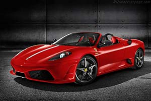 Click here to open the Ferrari Scuderia Spider 16M gallery