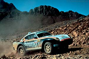 Click here to open the Porsche 959 'Dakar' gallery