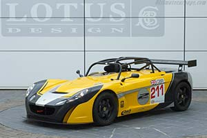 Click here to open the Lotus 2-Eleven GT4 Supersport gallery