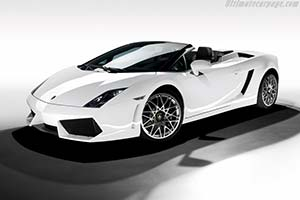Click here to open the Lamborghini Gallardo LP560-4 Spyder gallery