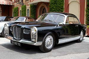 Click here to open the Facel Vega FV gallery
