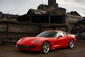 Click here to open the Innotech Corvette C6 Coupe gallery