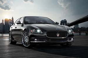 Click here to open the Maserati Quattroporte Sport GT S gallery