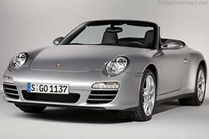 Click here to open the Porsche 997 Carrera 4 Cabriolet gallery
