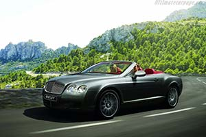 Click here to open the Bentley Continental GTC Speed gallery