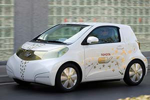 Click here to open the Toyota FT-EV Concept gallery