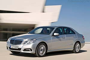 Click here to open the Mercedes-Benz E 500 Avantgarde gallery