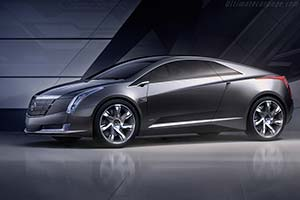 Click here to open the Cadillac Converj Concept gallery