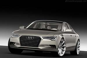 Click here to open the Audi Sportback Concept gallery