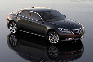 Click here to open the Chrysler 200C EV Concept gallery