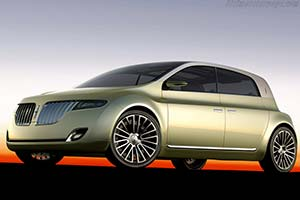 Click here to open the Lincoln C Concept gallery