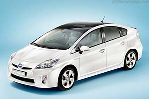 Click here to open the Toyota Prius gallery