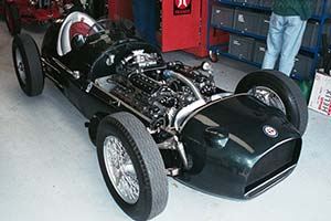 Click here to open the BRM Type 30 'V16' gallery