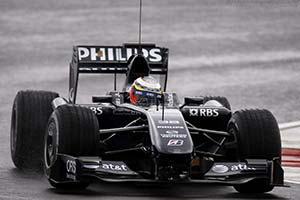 Click here to open the Williams FW31 Toyota gallery
