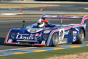 Click here to open the Chevron B31 Hart gallery