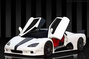 Click here to open the SSC Ultimate Aero EV gallery