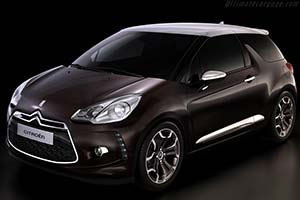 Click here to open the Citroën DS Inside Concept gallery