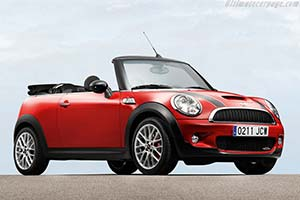 Click here to open the MINI Cooper S Convertible Mk II JCW gallery