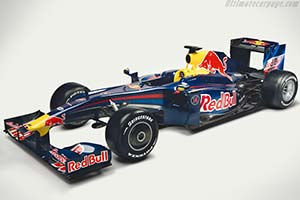 Click here to open the Red Bull Racing RB5 Renault gallery