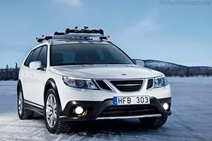 Click here to open the Saab 9-3X gallery