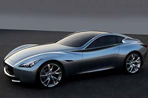 Click here to open the Infiniti Essence Concept gallery
