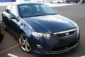 Click here to open the Ford FG Falcon FPV F6 E gallery