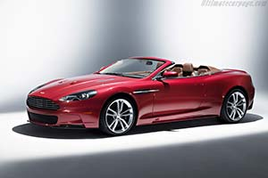 Click here to open the Aston Martin DBS Volante gallery