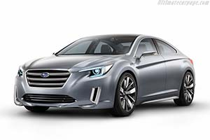 Click here to open the Subaru Legacy Concept gallery
