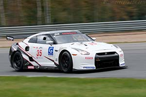 Click here to open the Nissan Nismo GT-R GT1  gallery